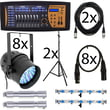Lighting Sets with Compact Spots