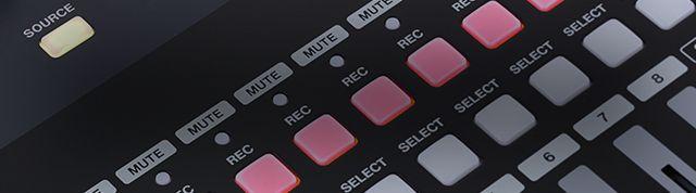 Studio- und Recording-Equipment