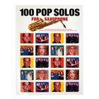 Music Sales 100 Pop Solos for Saxophone