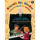Schott Classical Music Violin