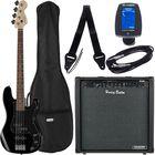 Fender SQ Affinity P-Bass BK Bundle3
