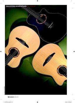 NTX700 BK Classical Guitar