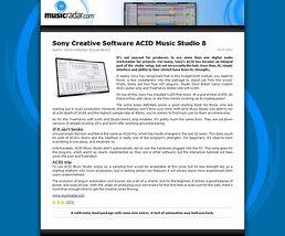 Acid Music Studio 10