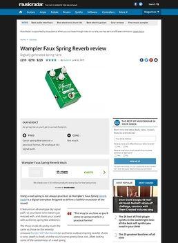 Faux Spring Reverb