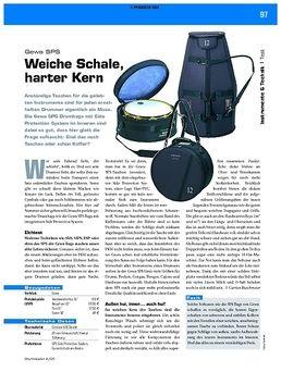 "SPS Cymbal Bag 22"" Backpack"