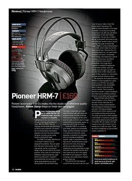 Pioneer HRM-7