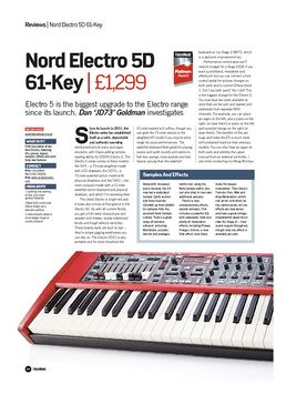 Nord Electro 5D 73