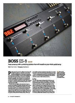 ES-8 Effects Switching System