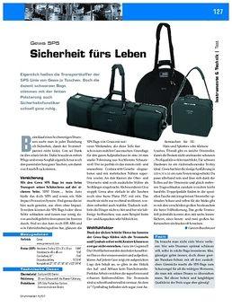 """SPS Snare Bag 14""""x6,5"""""""