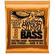 .045 4-Saiter E-Bass Saitensätze