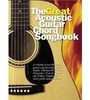 Laulukirjoja akustisille kitaroille