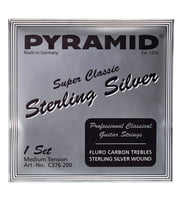 Carbon Strings for Classical Guitars