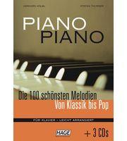 Partitions pour Piano / Clavier