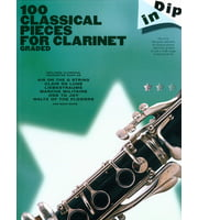 klassieke bladmuziek voor klarinetten