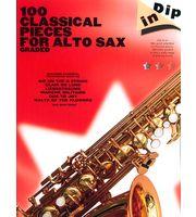 klassieke bladmuziek voor saxofoons