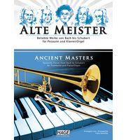 klassieke bladmuziek voor trombonen