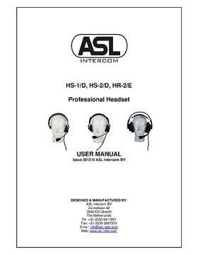 Manual Headphone