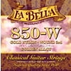 La Bella 850W Gold Nylon