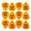 Dunlop Tortex III Riffle 060 Pack