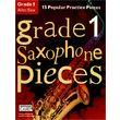Sångböcker för saxofon