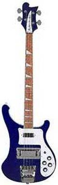 Der Rickenbacker Bass