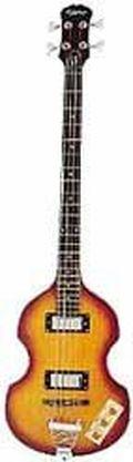 Der Epiphone Viola-Bass