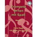 Horst Rapp Verlag Trompete Lernen mit Spaß 2