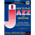 Jamey Aebersold Play Jazz Improvise Vol.1 E
