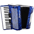 Startone Piano Accordion 72 Blu B-Stock