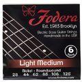 Fodera 6-String Set Light Med Nickel