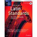 Schott Latin Standards A-Sax