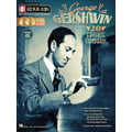 Hal Leonard Jazz Play Along G. Gershwin