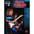 Hal Leonard Guitar Play-Along: Iron Maiden