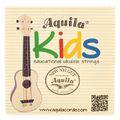 Aquila Kids Multi Color Uke Strings