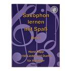 Horst Rapp Verlag Saxophon Lernen mit Spaß 1