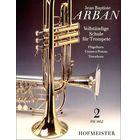 Friedrich Hofmeister Verlag Arban Schule für Trompete Bd.2
