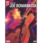Cherry Lane Music Company Best of Joe Bonamassa