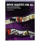 Alfred Music Publishing Movie Quartets for All Clarine