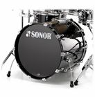 "Sonor 22""x20"" BD Select Piano Black"
