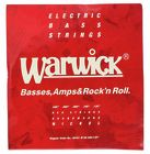 Warwick 46301 Red Strings Nickel