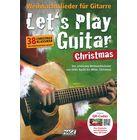 Hage Musikverlag Let`s Play Guitar Christmas