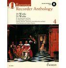 Schott Baroque Recorder Anthology 4