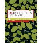 Schott Altblockflöten-Spielbuch