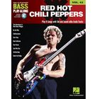 Hal Leonard Red Hot Chili Peppers Bass