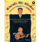 Schott Klassik für Kinder Gitarre