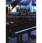 Schott More Best Of Bar Piano