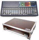 Soundcraft SiEx3 Mixer Case Bundle