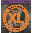 Daddario EFX160 Flex Steels