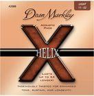 Dean Markley Helix Phosphor Bronze LT 11-52