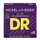 DR Strings Lo Rider 45-130 Nickel